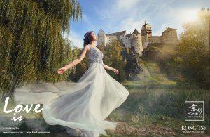 Prague & Czech Pre Wedding 布拉格捷克婚紗攝影 京影十二團 Kyo 12 Group