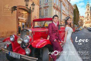 Prague Pre Wedding 布拉格婚紗攝影 京影十二團 Kyo 12 Group