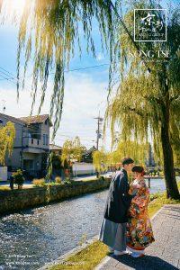 Kyoto Pre Wedding 京都婚紗攝影 京影十二團 Kyo 12 Group