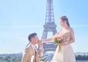 Paris Pre Wedding 巴黎婚紗攝影 京影十二團 Kyo 12 Group